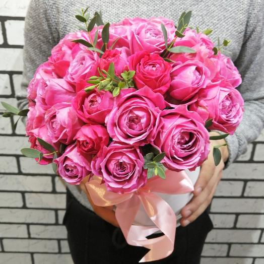 Мисти бабблс: букеты цветов на заказ Flowwow
