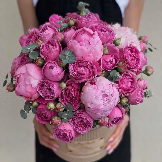 Моника: букеты цветов на заказ Flowwow