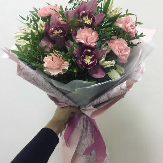 Чиная: букеты цветов на заказ Flowwow