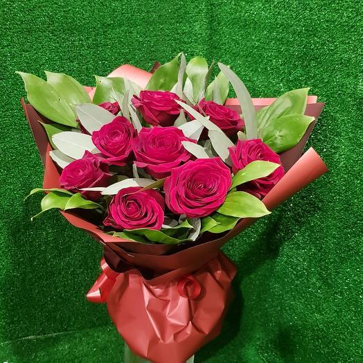 9 ред наоми: букеты цветов на заказ Flowwow