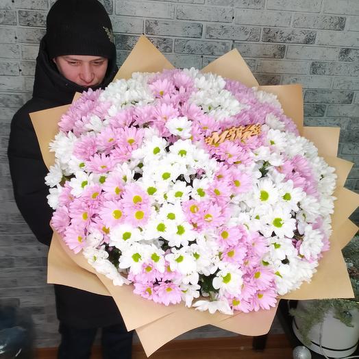 Букет номер 6: букеты цветов на заказ Flowwow