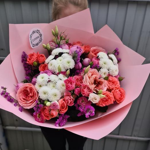 Яркий микс цветов
