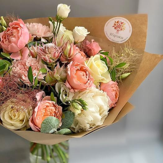 Розово-пудровый
