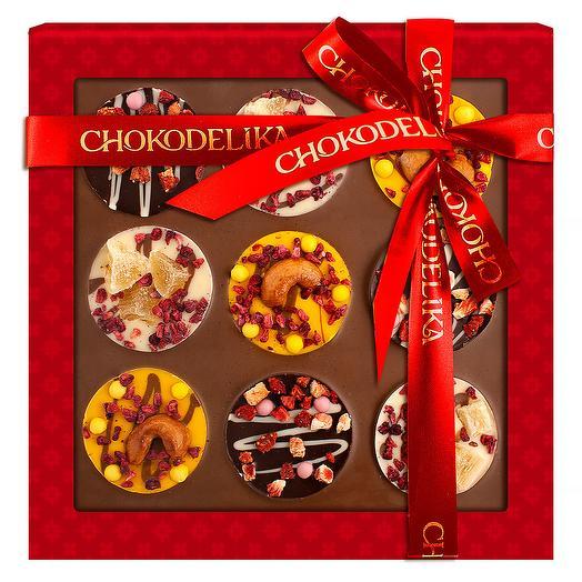 Шоколадное изделие В ритме Чоко