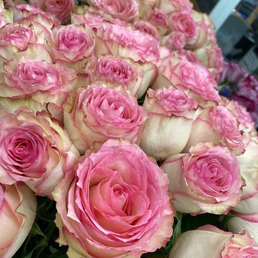 Букет из роз Эквадора Эсперанса