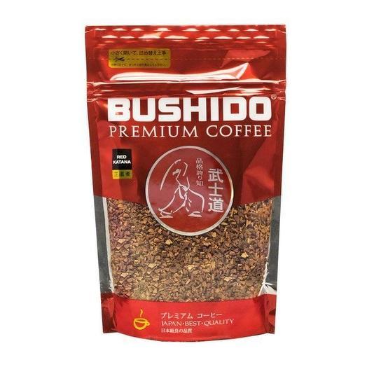 Кофе сублимированный BUSHIDO Red Katana 85 гр