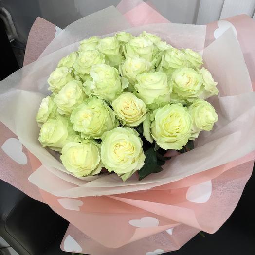 Эквадорские стойкие розы