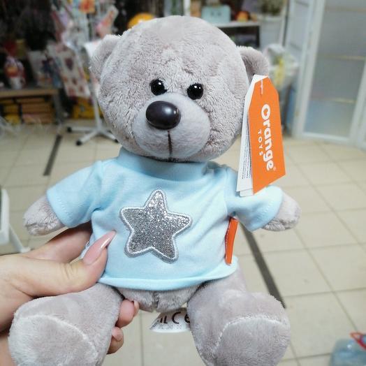 Медведь звездочка мин