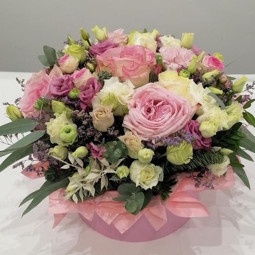 """Цветы в коробке """" Сеньорита"""" 🌸"""