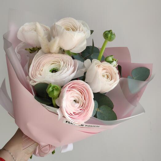 Bouquet - a compliment