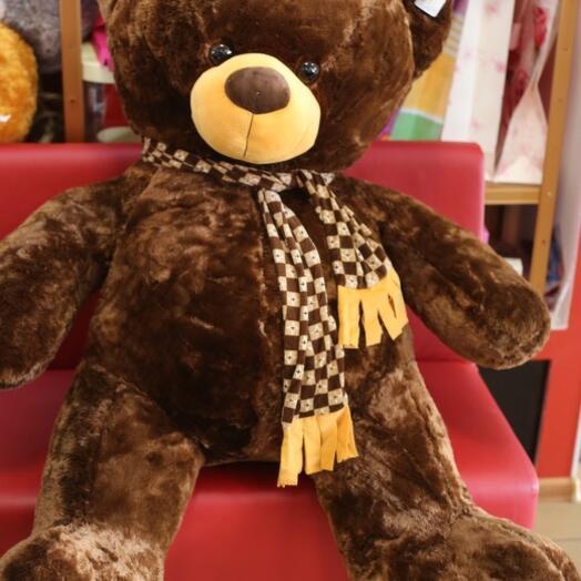 Ведмедик бурий