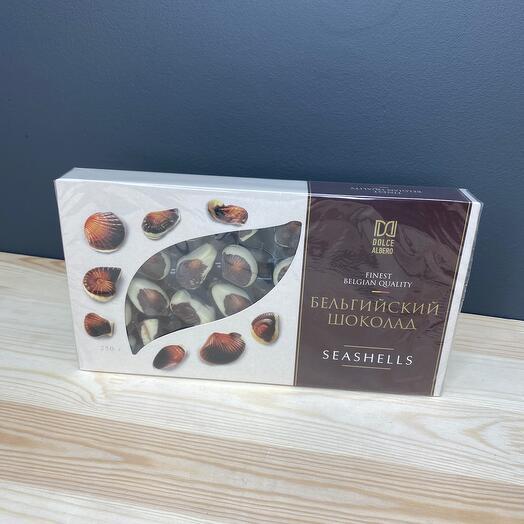 Шоколадные конфеты «Mini Seashells»