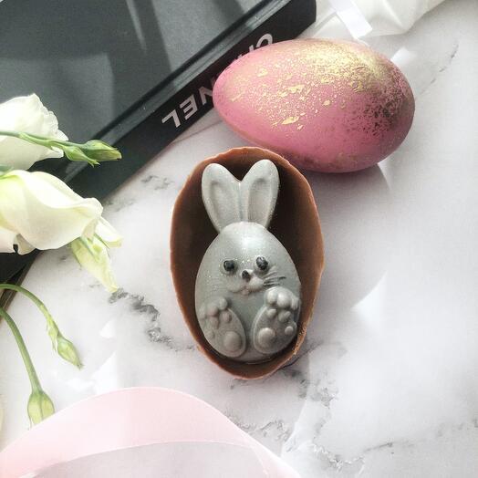 Шоколадное яйцо с сюрпризом Киндер сюрприз на Пасху
