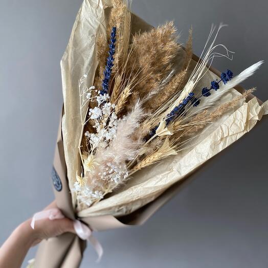 Букет из сухоцветов (Home Collection)