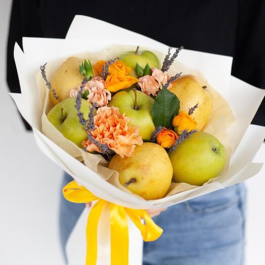 Букет фруктов «Летний сад»