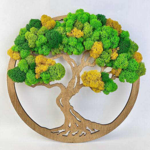 Дерево Сказочный дуб