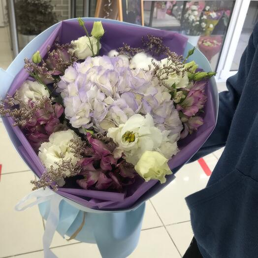 Фиолетовый миг