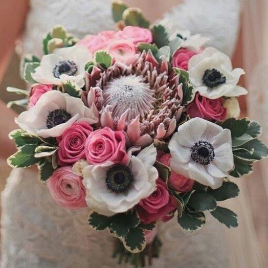 Дженнифер Энистон: букеты цветов на заказ Flowwow