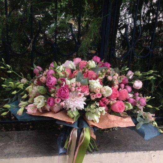 VIP букет: букеты цветов на заказ Flowwow