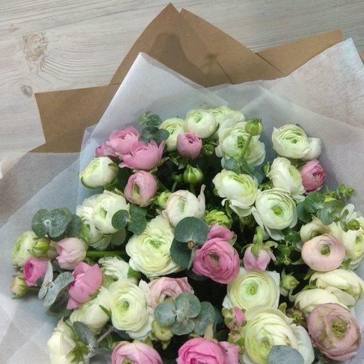 Мой цветок: букеты цветов на заказ Flowwow