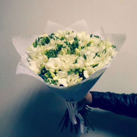 Белый ангел: букеты цветов на заказ Flowwow