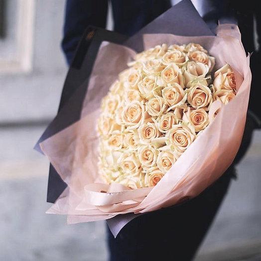 Аваландж Пич: букеты цветов на заказ Flowwow