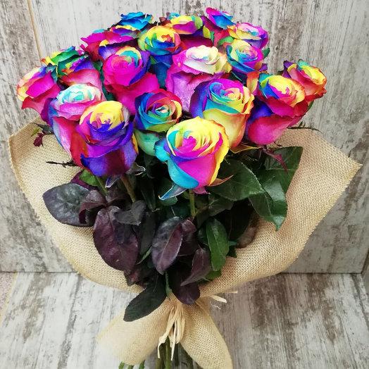 Радуга чувств: букеты цветов на заказ Flowwow