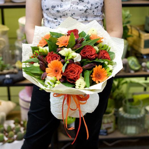 """Букет цветов """"Фиона"""""""