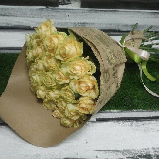 Жемчуг  25: букеты цветов на заказ Flowwow