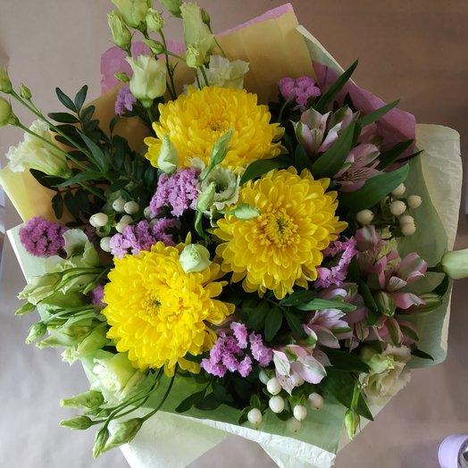 Букет 72: букеты цветов на заказ Flowwow