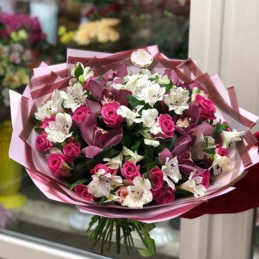 Вдохновение 💫: букеты цветов на заказ Flowwow