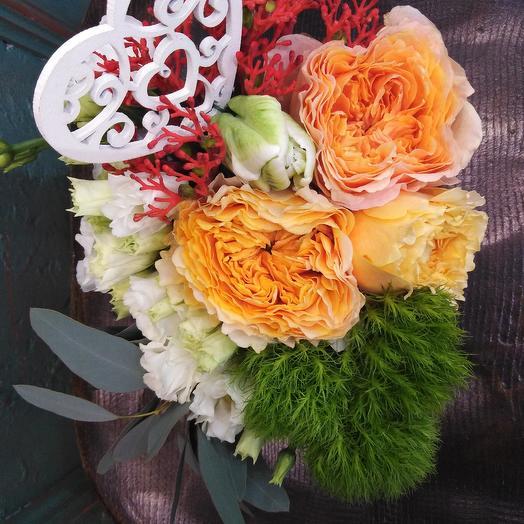 И сново о Любви: букеты цветов на заказ Flowwow