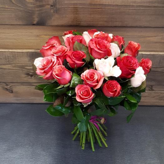 Классика25: букеты цветов на заказ Flowwow