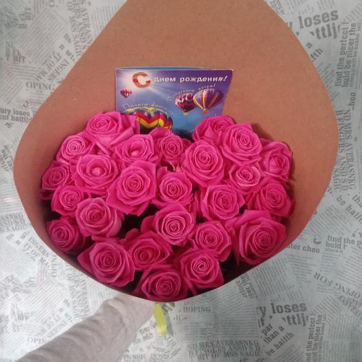 Оля: букеты цветов на заказ Flowwow
