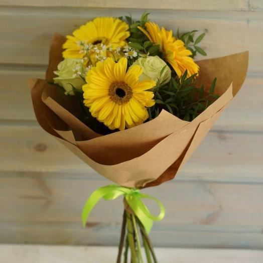 Букет День знаний 11: букеты цветов на заказ Flowwow