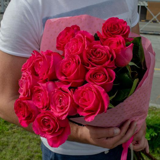 Ароматный Пинк Флоид: букеты цветов на заказ Flowwow