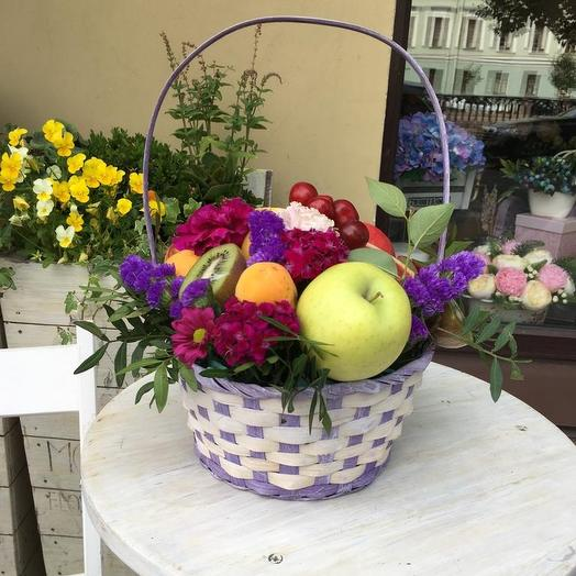 Фруктовое изобилие: букеты цветов на заказ Flowwow