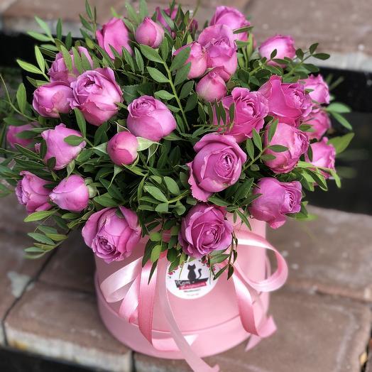 Аромат дня: букеты цветов на заказ Flowwow