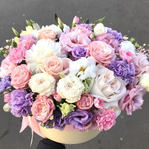 Лавандовый ️: букеты цветов на заказ Flowwow