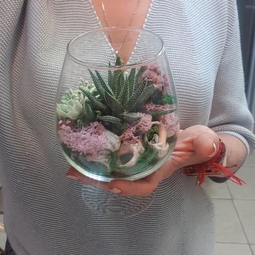 Флорариум умка: букеты цветов на заказ Flowwow