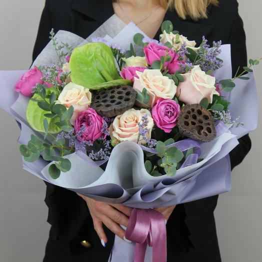 Малефисента: букеты цветов на заказ Flowwow