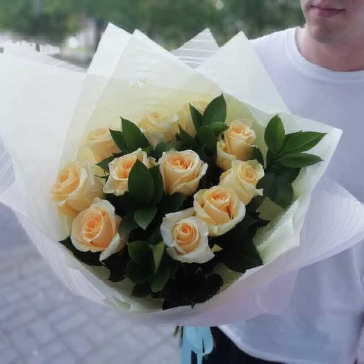 Розовое танго: букеты цветов на заказ Flowwow
