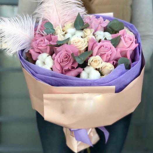 Романия: букеты цветов на заказ Flowwow