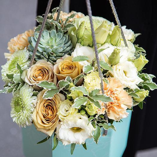 Коробка 5: букеты цветов на заказ Flowwow