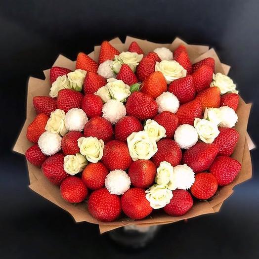 Ягодки: букеты цветов на заказ Flowwow