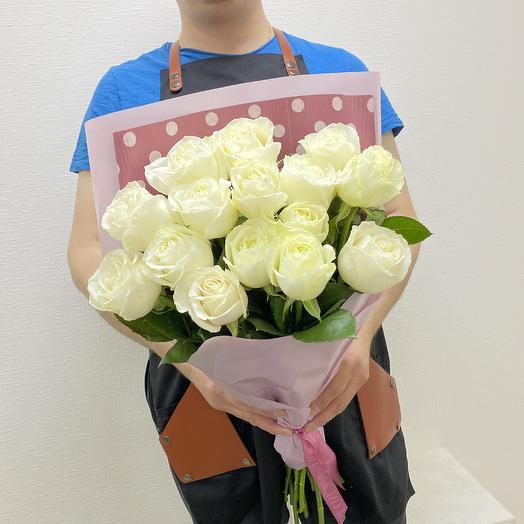 Классика 17: букеты цветов на заказ Flowwow