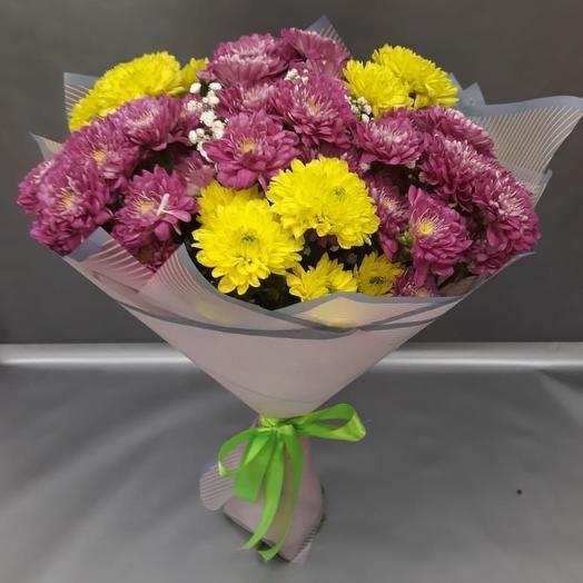 Букет цветочная поляна: букеты цветов на заказ Flowwow
