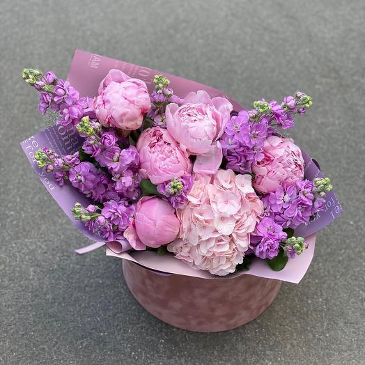 Нежный розовый букетик🌸: букеты цветов на заказ Flowwow