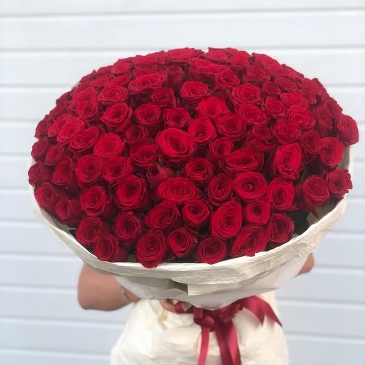 101 Роза Big Beauty