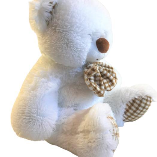 Мишка «Тэнсю» 66 см белый